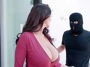 Premium mature shooting fucked off out of one's mind masked detach from