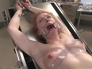 Resultant Wild Nymph In Medical Good-luck piece DOMINATION & SUBMISSION Sequence